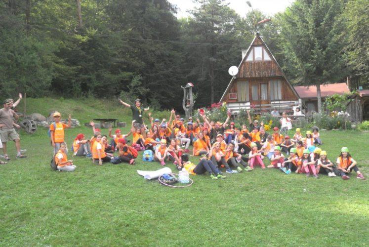 Молодежный лагерь в Болгарии