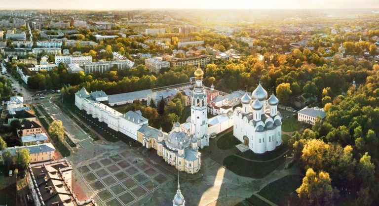 Города России Вологда