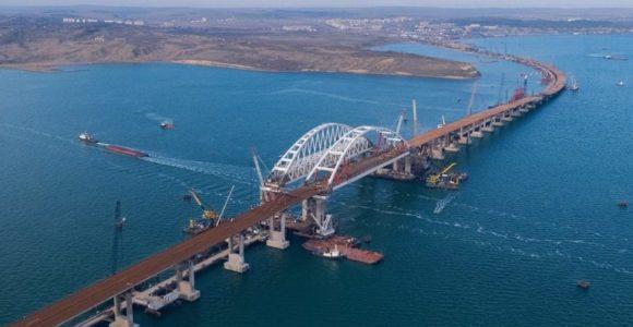 Керчь Крымский мост