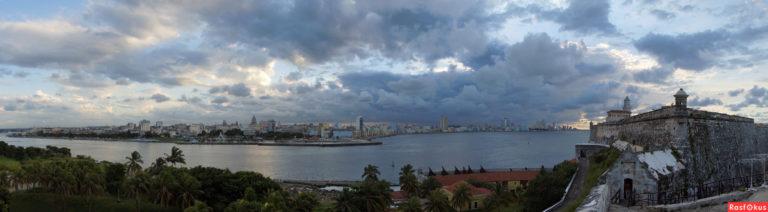 Куба панорама
