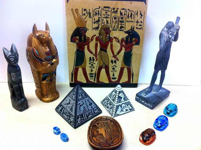 Сувениры в Египте