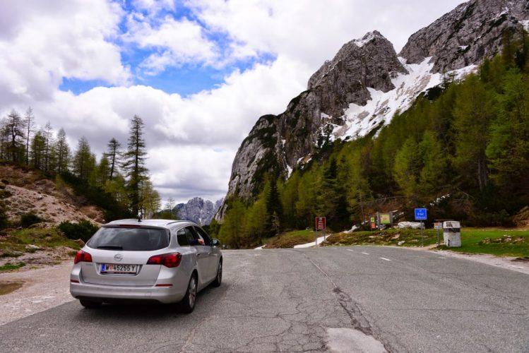 По Словении на автомобиле