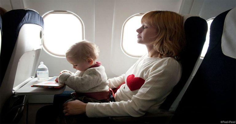 Самолет для ребенка