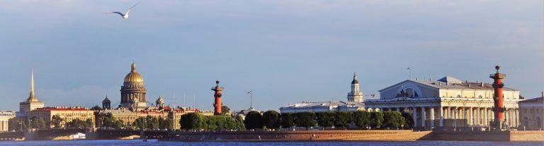 Санкт-Петербург панорама