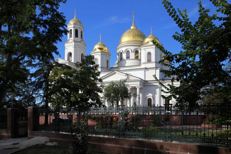 Симферополь Александро – Невский собор