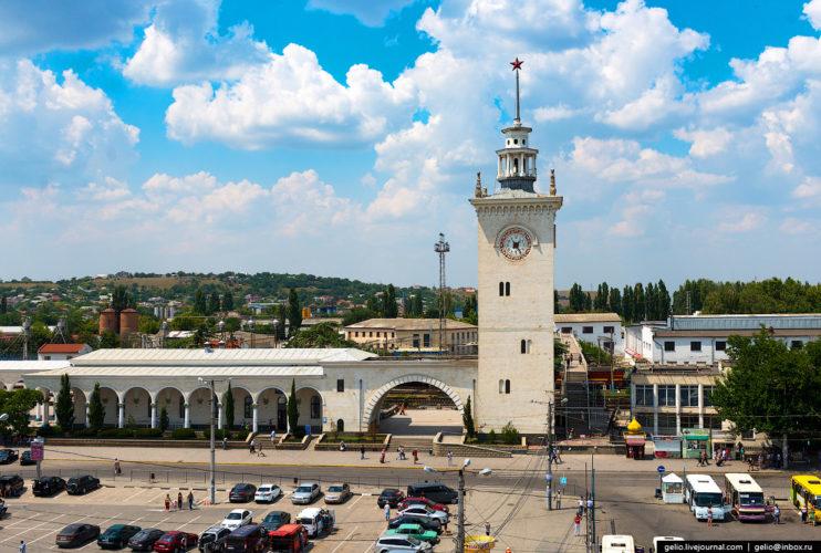 Симферополь Вокзал