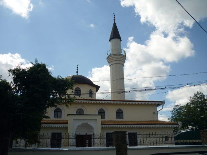 Симферополь Мечеть Кебир-Джами