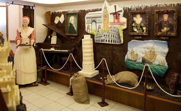 Симферополь Музей шоколада