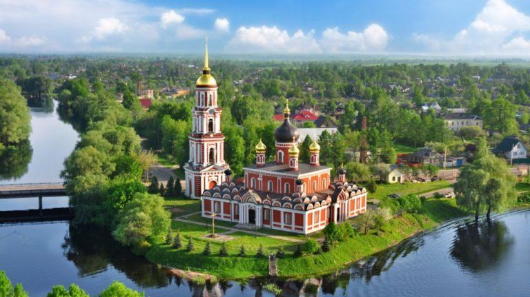 Города России Старая Русса