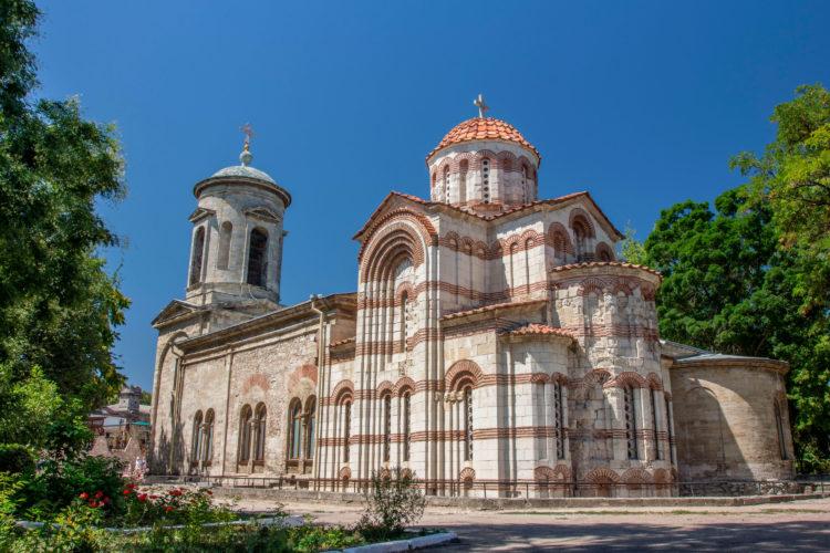 Керчь Церковь Иоанна Предтечи