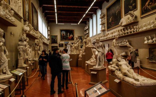 Флоренция Академия изящных наук