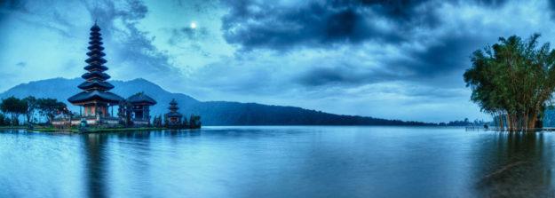 Бали панорама