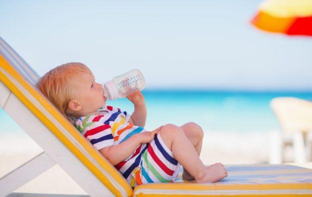 Правило отдыха с детьми