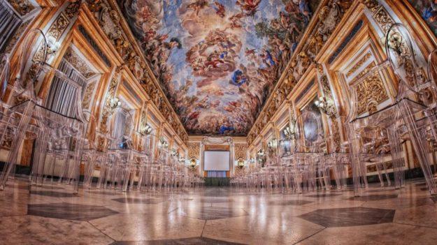 Флоренция Дворец Медичи