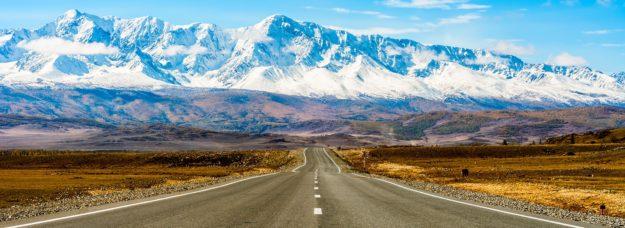 Дороги на Алтае