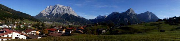 Австрия панорама