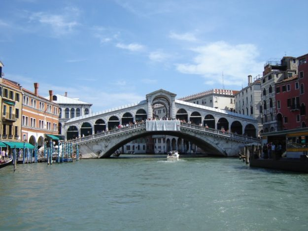 Венеция Мост Риальто