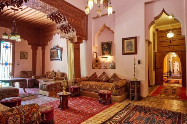 Марокко гостиницы