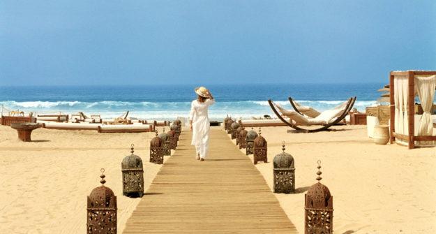 Марокко пляжи