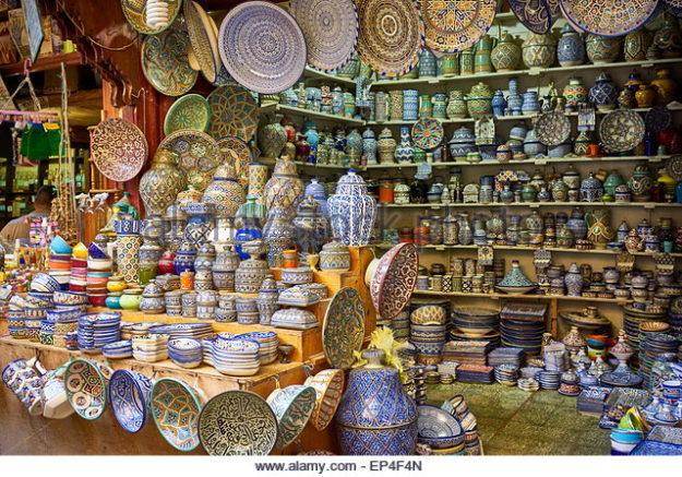 Марокко сувениры