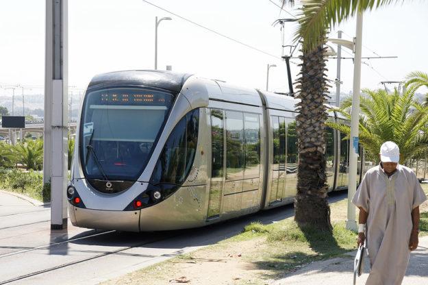 Марокко транспорт