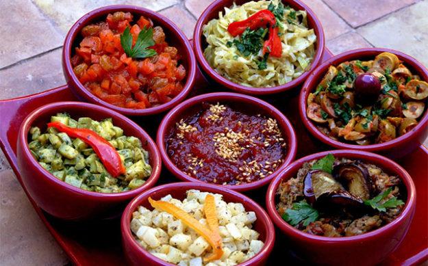 Марокко кухня