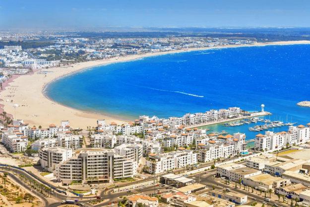 На отдых в Марокко