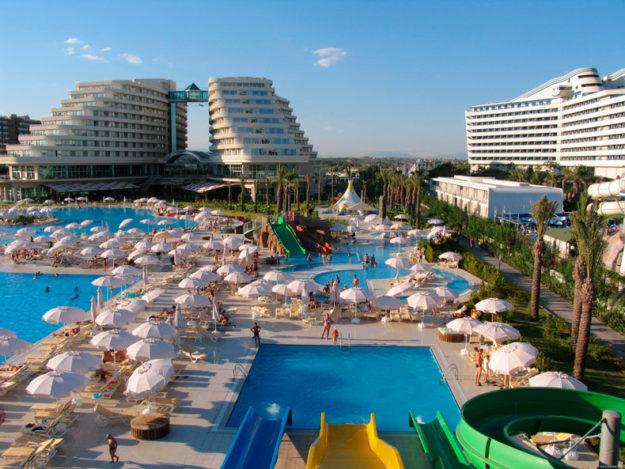 На отдых в Турцию