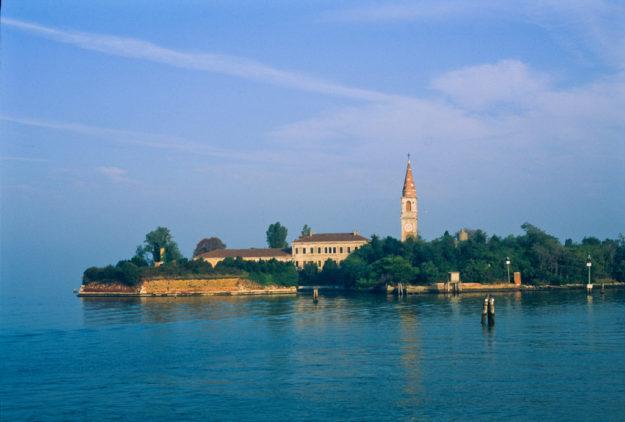 Венеция Остров Повелья