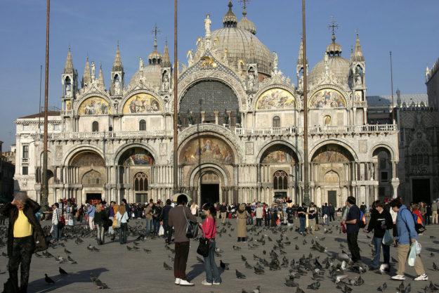 Венеция Собор Сан-Марко