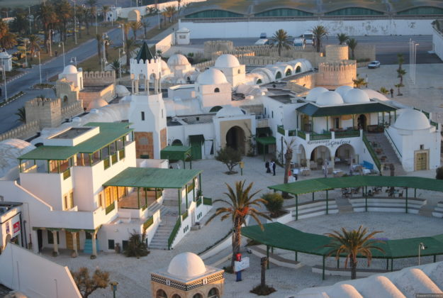 Виды тунисской столица