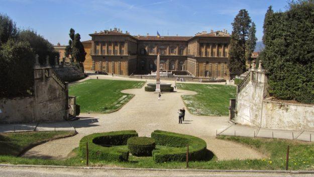 Флоренция Дворец Питти