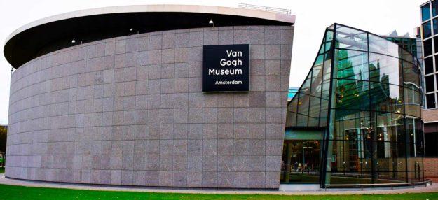 Амстердам Музей Ван Гога