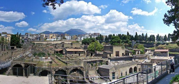Неаполь Геркуланум