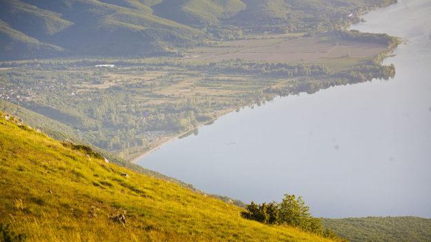 Охрид Национальный парк Галичица