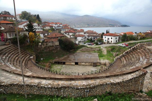 Охрид Охридский Амфитеатр