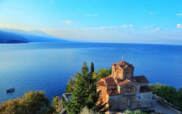 Охрид Охридское озеро