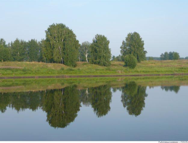 Зауралье край озер