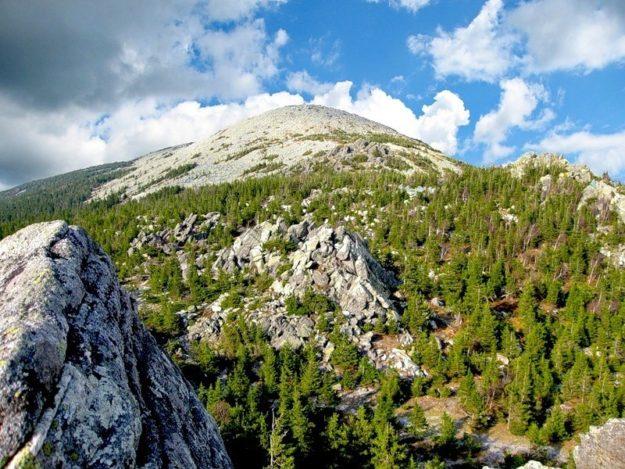 Златоуст гора Круглица