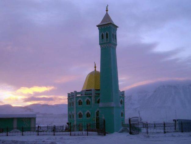 Самая северная мечеть