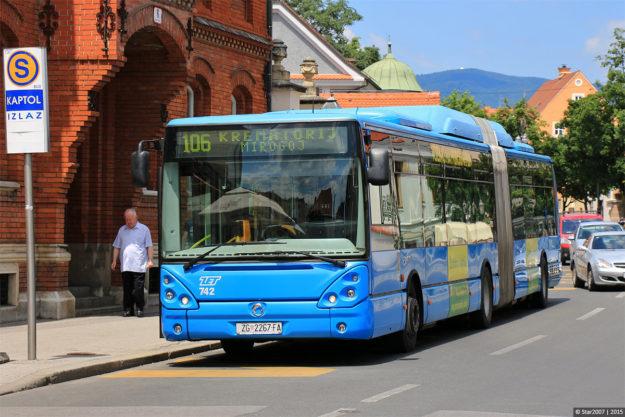 Транспорт Хорватии