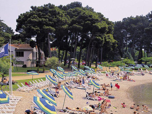 Пляжи Умага