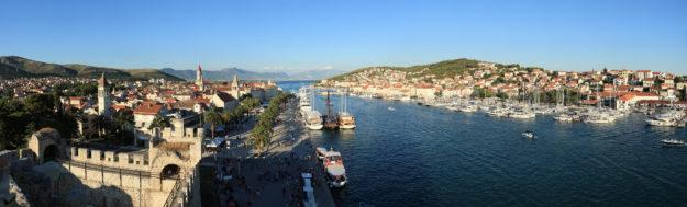 Хорватия панорама