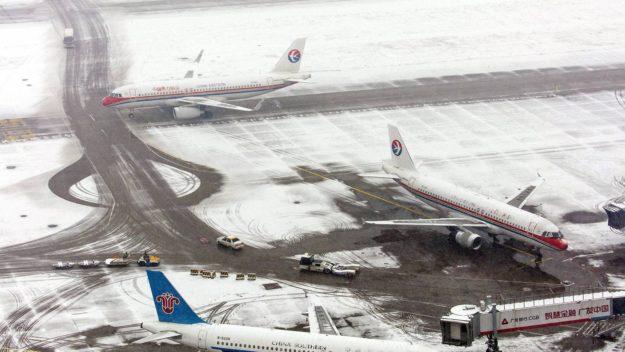 Самая северная авиакомпания