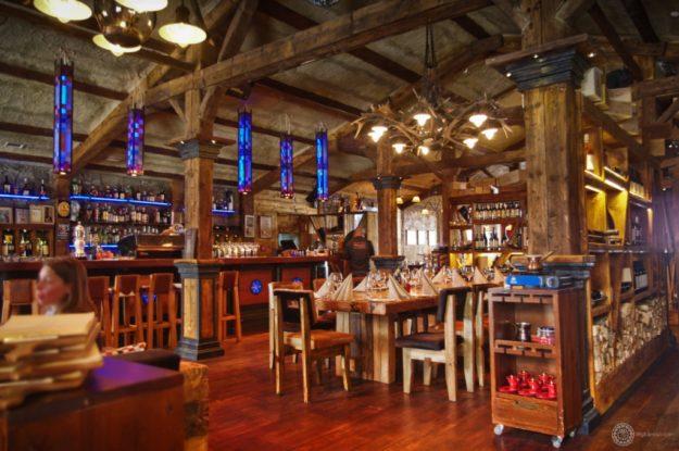 Банско ресторан VIP Room