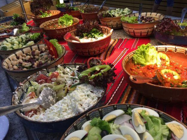 Кухня Бургаса