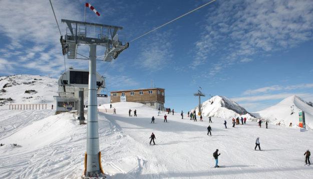 Лыжные трассы Банско