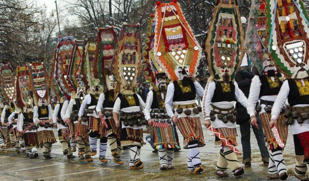 Карнавал в Софии