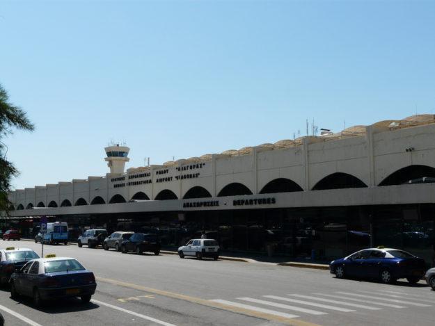 Родос аэропорт Диагорас