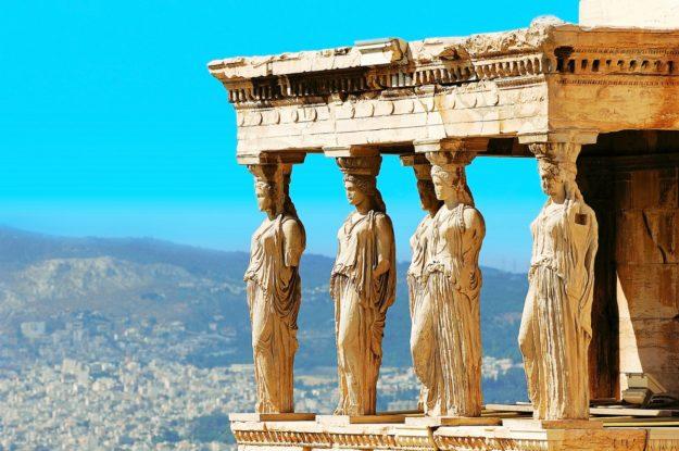 Античность в Греции